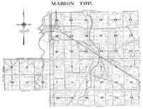 Marion Township, Delphos, Allen County 1946